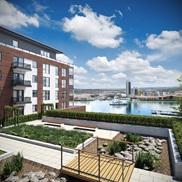 Centenary Quay Residential Development , Southampton