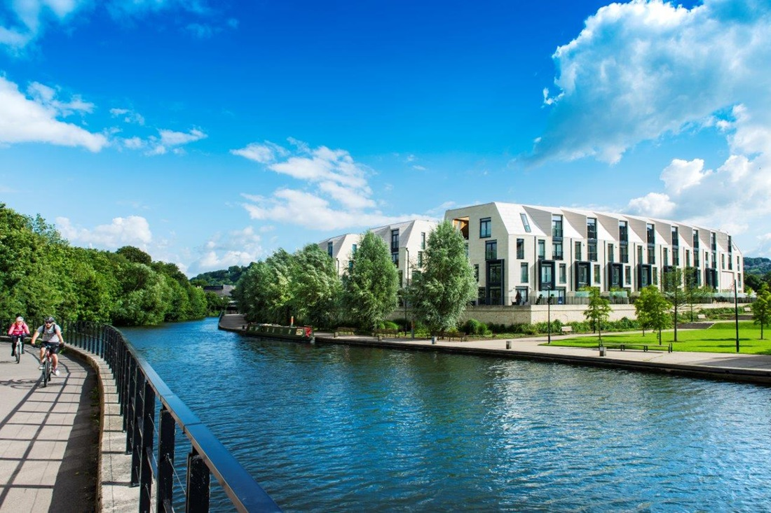 Riverside Residential Development, Bath