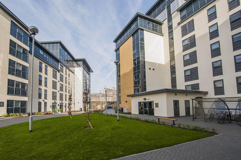Castle Student Accommodation, Cardiff